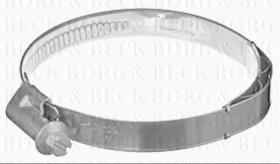 Borg & Beck BHC1004S - Abrazadera sujeción (manguito sobrealimentación