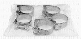 Borg & Beck BHC1101 - Abrazadera sujeción (manguito sobrealimentación