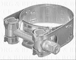 Borg & Beck BHC1101S - Abrazadera sujeción (manguito sobrealimentación