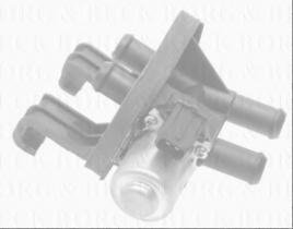 Borg & Beck BHV100 - Válvula de control de refrigerante