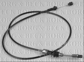 Borg & Beck BKA1002 - Cable del acelerador