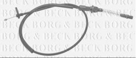 Borg & Beck BKA1012 - Cable del acelerador