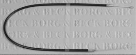 Borg & Beck BKA1027 - Cable del acelerador
