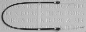 Borg & Beck BKA1028 - Cable del acelerador