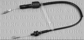 Borg & Beck BKA1037 - Cable del acelerador