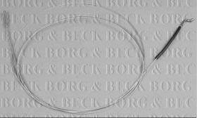 Borg & Beck BKA1043 - Cable del acelerador