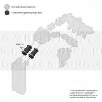 Borg & Beck BTH1228 - Tubo flexible de aire de sobrealimentación