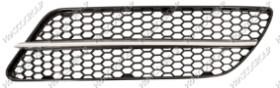 Prasco AA3422134 - Rejilla de ventilación, parachoques