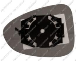 Prasco OP7217503 - Cristal de espejo, retrovisor exterior