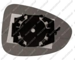 Prasco OP7217504 - Cristal de espejo, retrovisor exterior