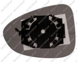 Prasco OP7217513 - Cristal de espejo, retrovisor exterior